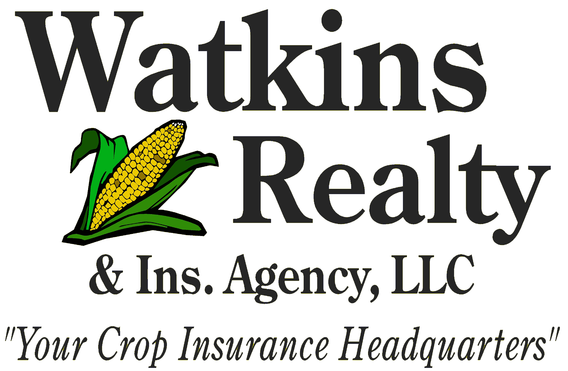 Watkins Realty and Insurance Agency Logo